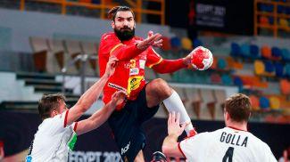Фото из Facebook-аккаунта Real Federación Española de Balonmano