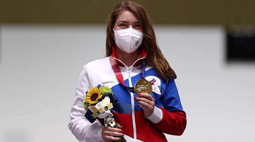 Виталина Бацарашкина. Фото ТАСС