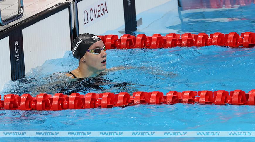 Шкурдай: хочу проверить свои силы и скорость вместе с лучшими пловцами мира
