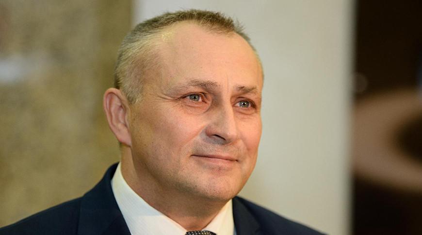Александр Масейков. Фото НОК Беларуси
