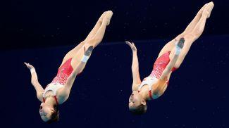 Юйси Чэнь и Цзяци Чжан. Фото  Reuters