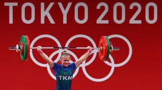 Полина Гурьева. Фото  Reuters