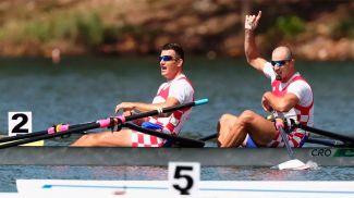 Мартин и Валент Синковичи. Фото Getty Images