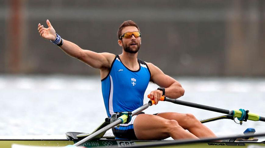 Стефанос Нтускос. Фото olympics.com