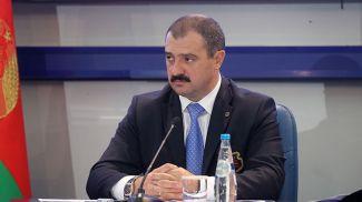 Виктор Лукашенко. Фото из архива