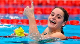 Кейли Маккеоун. Фото  Reuters