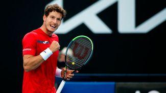 Пабло Карреньо-Буста. Фото организаторов Australian Open