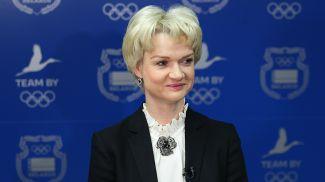 Светлана Хоркина. Фото из архива