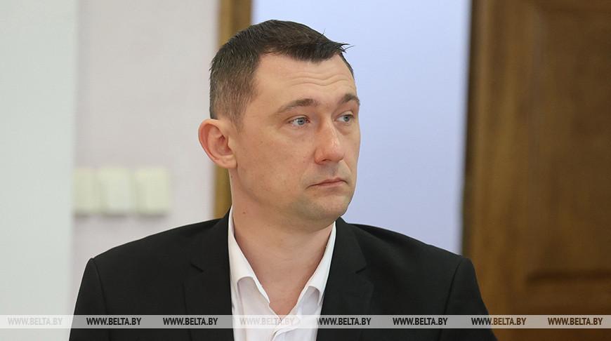 Алексей Талай. Фото из архива