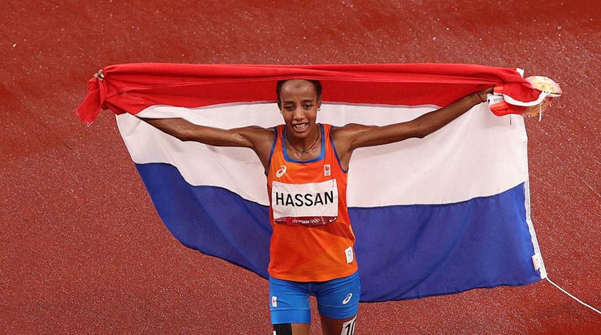 Сифан Хассан. Фото Getty Images