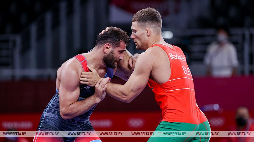 Мохаммед Мотвалли и Кирилл Маскевич