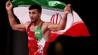 Мохаммад Реза Гераи. Фото Getty Images