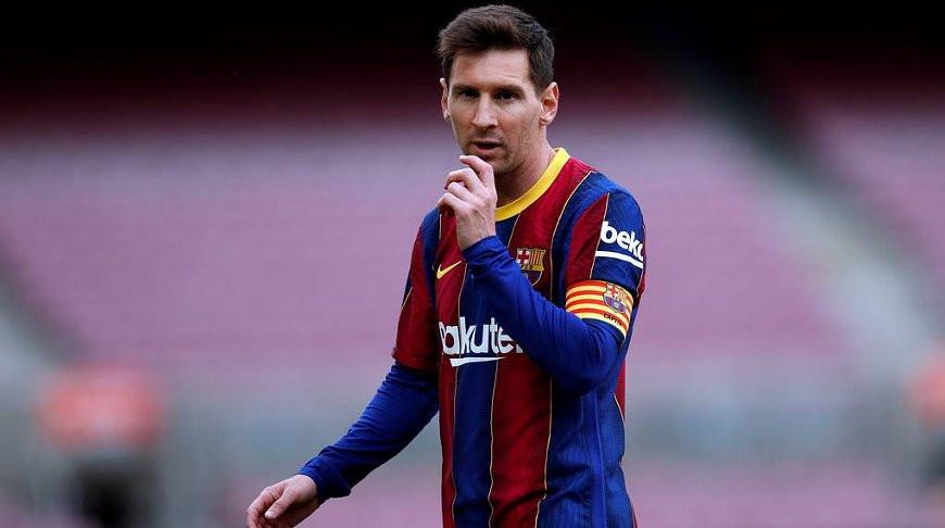 Лионель Месси официально покинул футбольный клуб 'Барселона'