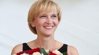 Марина Лобач. Фото из архива