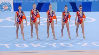 Команда Беларуси по художественной гимнастике