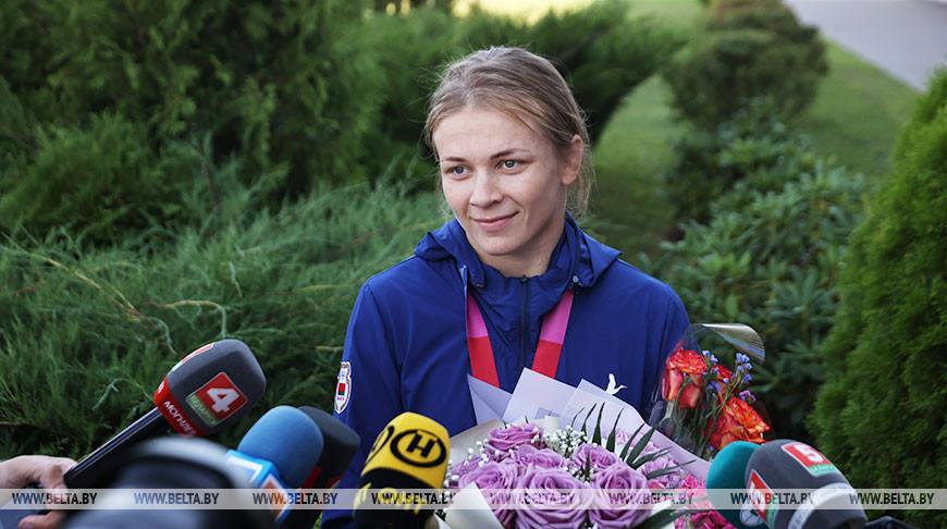 Тяжелее было психологически - Ирина Курочкина о своей первой Олимпиаде
