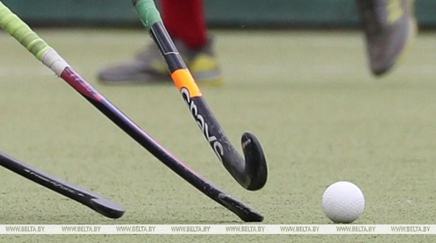 Белорусские спортсменки стали победительницами чемпионата Европы по хоккею на траве во втором дивизионе