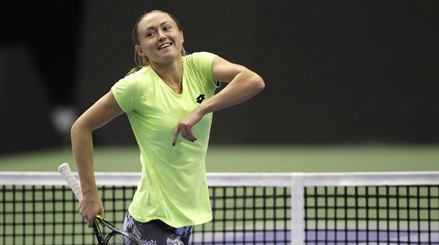 Александра Саснович. Фото www.pressball.by