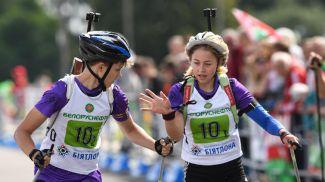 Фото Белорусской федерации биатлона