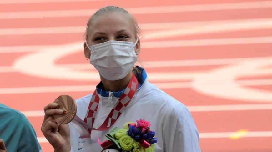 Елизавета Петренко. Фото Министерства спорта и туризма Республики Беларусь