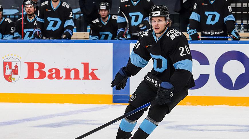 Мальте Стремвалль. Фото Федерации хоккея Беларуси