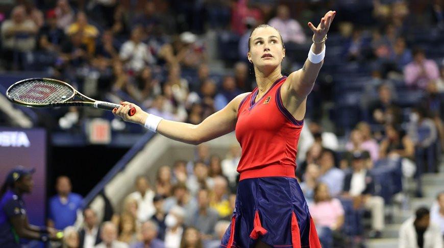 Арина Соболенко. Фото tennis.by