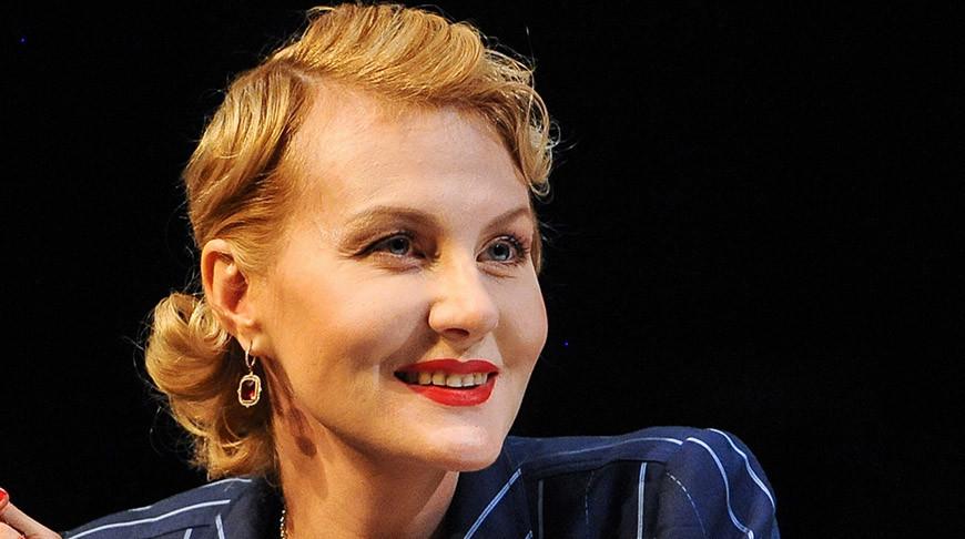 Рената Литвинова. Фото из архива ТАСС