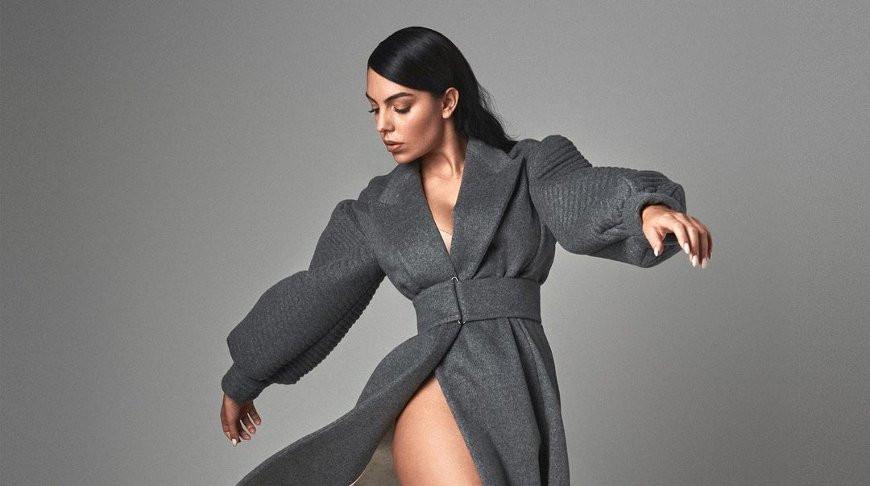 Джорджина Родригес. Фото из Instagram