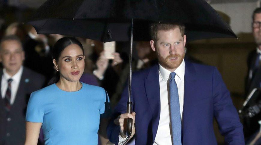 Принц Гарри и Меган Маркл станут родителями во второй раз