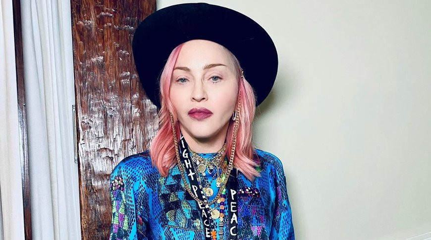 Мадонна. Фото из Instagram