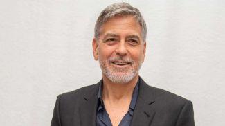 Джордж Клуни. Фото Entertainment Tonight