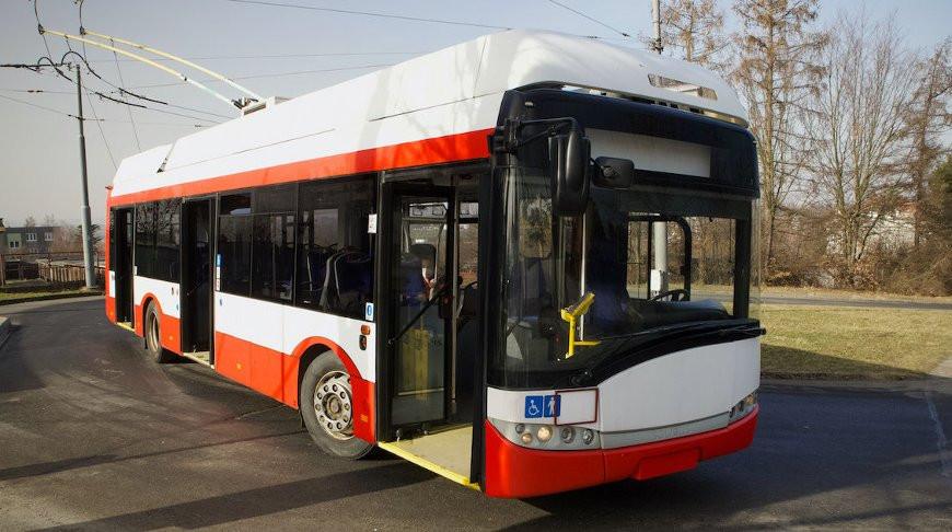 Фото Trolejbusem