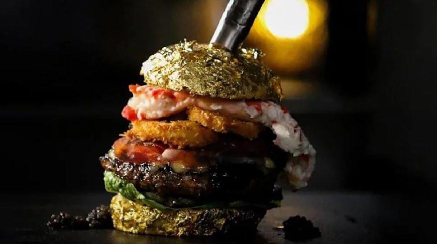 Сколько стоит самый дорогой бургер в мире, вошедший в Книгу рекордов Гиннесса?