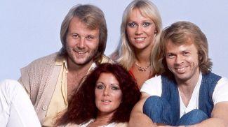 Группа ABBA. Фото из Instagram