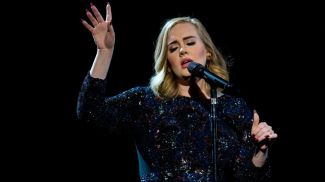 Певица Адель. Фото Getty Images