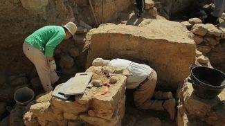 Раскопки в Телль Аль-Хаммам на месте предполагаемого местонахождения городов Содом и Гоморра. Фото Tall El Hammam excavation project