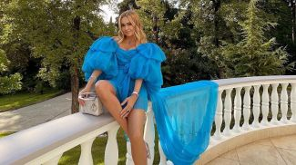 Яна Рудковская. Фото из социальных сетей