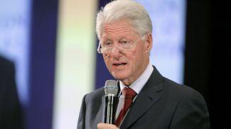 Билл Клинтон. Фото CNN