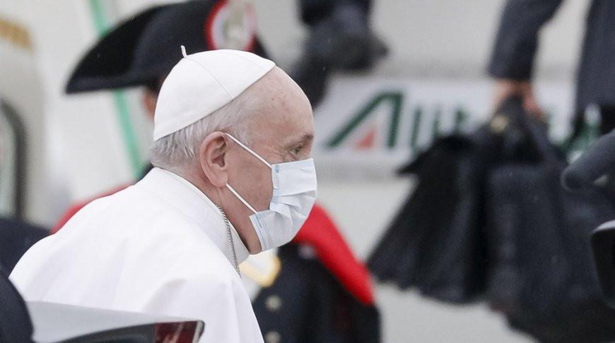 Папа Фрациск. Фото AP