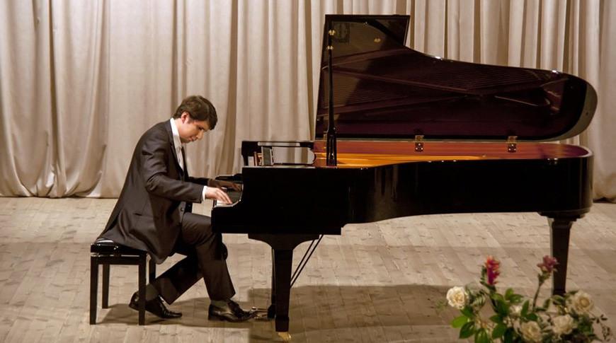 Андрей Иванов. Фото Гродненского государственного музыкального колледжа