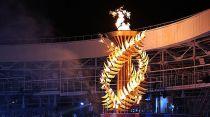 Церемония открытия II Европейских игр была яркой и масштабной