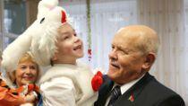 Анфимов: Улыбки детей - лучший результат работы государства