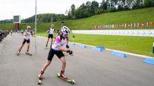 """Биатлонистка из Молдовы: """"Раубичи"""" - идеальная площадка для проведения международных стартов"""