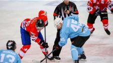 Рождественский турнир объединяет хоккеистов из разных стран - защитник сборной Балтии