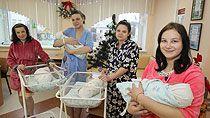 В Беларуси 2016 год может стать рекордным по количеству рожденных детей