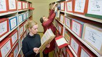 Трудовой подвиг белорусов в 1943-1950 годах представят через призму архивных документов