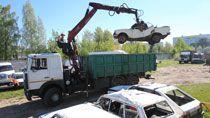 Нет автохламу - в Минске изменят подходы к работе с неэксплуатируемым транспортом