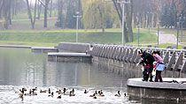 Территорию реки Свислочь в Минске благоустроят до 2020 года