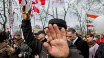 Стойкое ощущение дежавю, или Чем запомнилась несанкционированная акция 25 марта