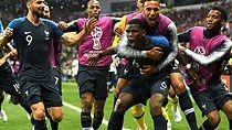Триумф Франции и взлет Хорватии - специалисты о чемпионате мира по футболу
